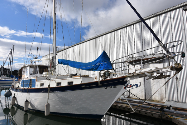 Used Downeaster 45 Cutter Sailboat For Sale
