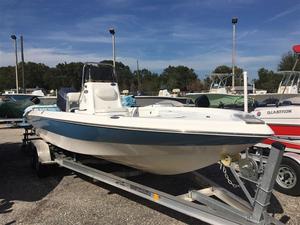 Used Nauticstar 2200 Nautic Bay Freshwater Fishing Boat For Sale
