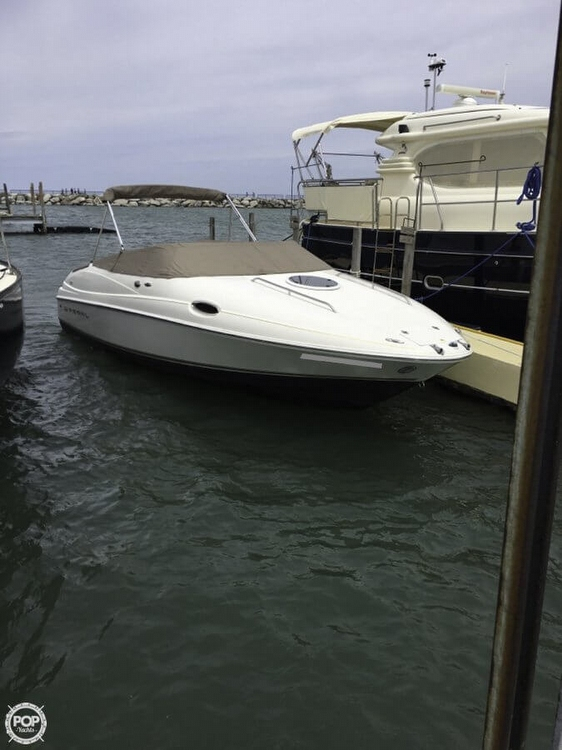 Used Regal 2450 LSC Cruiser Boat For Sale