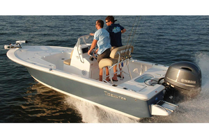 New Tidewater 1910 Bay Max Bay Boat For Sale
