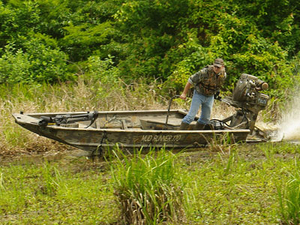 New Seaark Mud Runner 170 Jon Boat For Sale