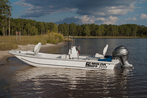 New Carolina Skiff JV 17 CC Center Console Fishing Boat For Sale