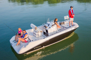 New Yamaha 190 FSH Deluxe Jet Boat For Sale