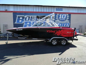Used Mastercraft X-Star Ski and Wakeboard Boat For Sale