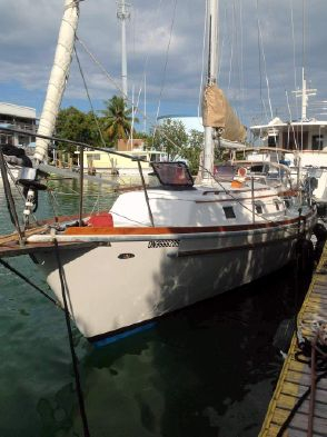 Used Gulfstar Cruiser Sailboat For Sale