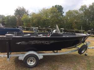 New Lund Rebel 1650 Rebel XS SS Sports Fishing Boat For Sale