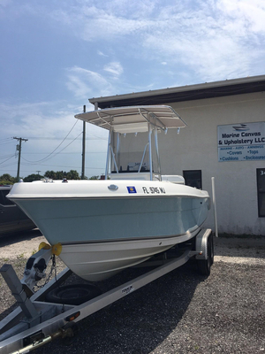 Used Cobia 214 Center Console Center Console Fishing Boat For Sale