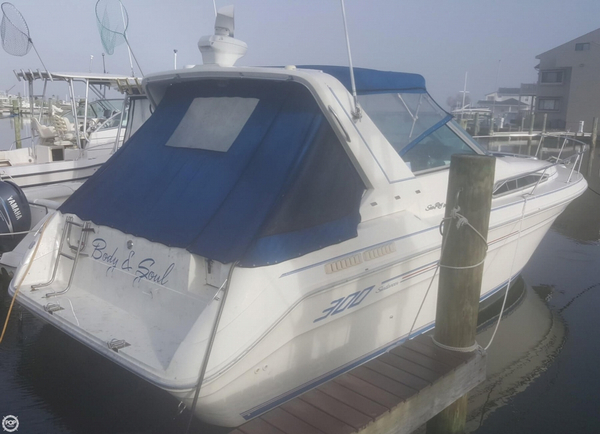Used Sea Ray Sundancer 300 Express Cruiser Boat For Sale