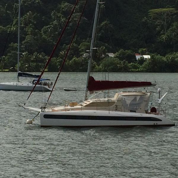 Used Dean 441 Catamaran Sailboat For Sale