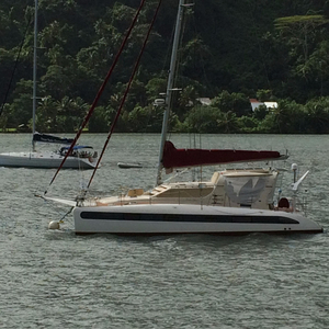 Used Dean 441 Catamaran Sailboat For Sale