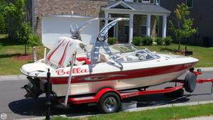 Used Stingray 195LX Ski and Wakeboard Boat For Sale