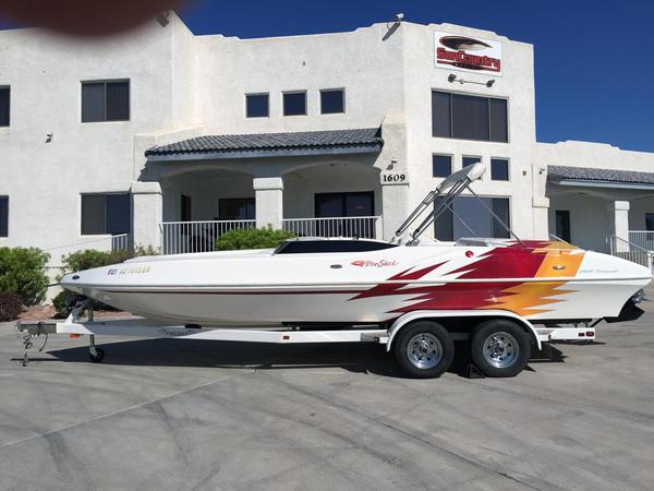 Used Aftershock 245 tORNADO Bowrider Boat For Sale