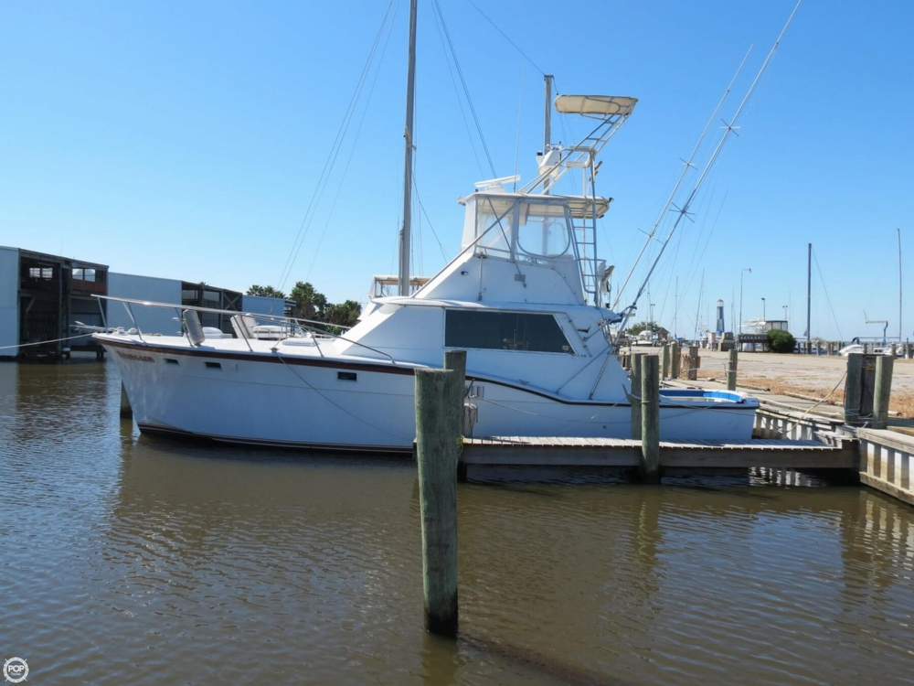 1968 used hatteras 45 sports fishing boat for sale for Hatteras fishing boat
