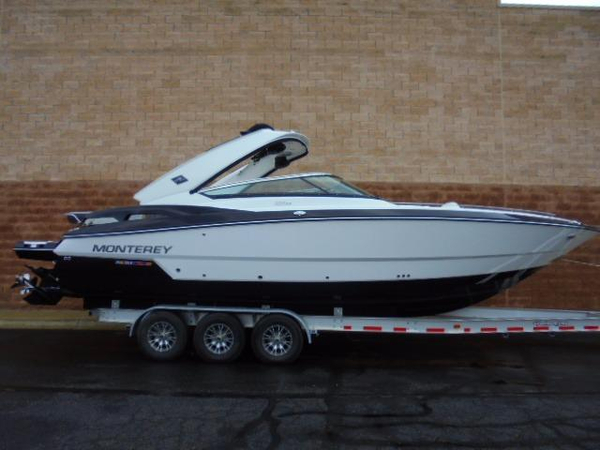 New Monterey 328 Super Sport328 Super Sport Bowrider Boat For Sale
