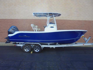 New Nauticstar Center Console Fishing Boat For Sale