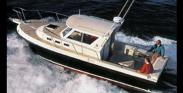 Used Albin 28 Gatsby Edition Cruiser Boat For Sale