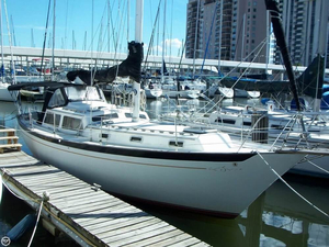 Used Islander 38 Freeport Sloop Sailboat For Sale