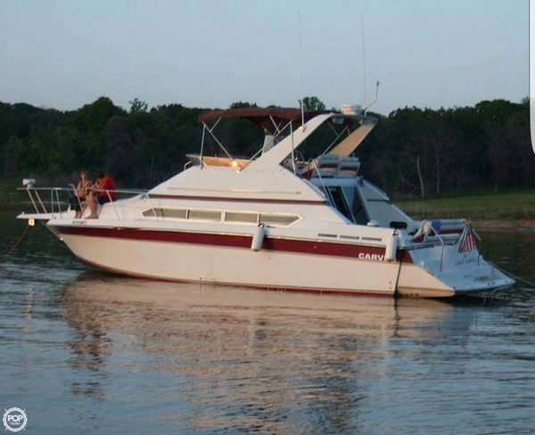 Used Carver Santego 3467 Cruiser Boat For Sale