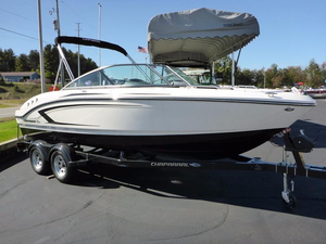 New Chaparral 21 H2O Sport Bowrider Boat For Sale