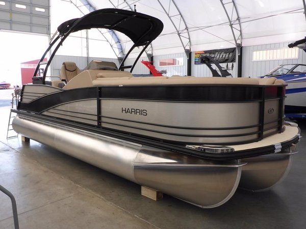 New Harris Grand Mariner Series SL 230 Pontoon Boat For Sale