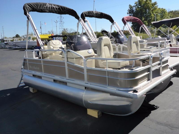 New Misty Harbor Boats 1470 EF Pontoon Boat For Sale