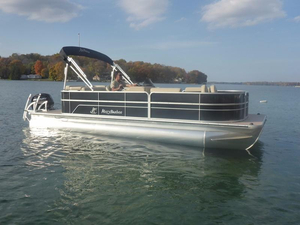 New Misty Harbor Boats Adventure 245 FF Pontoon Boat For Sale