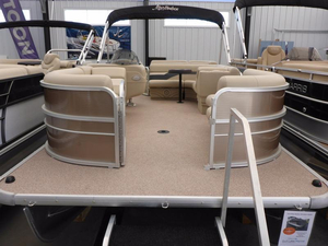 New Misty Harbor Boats Adventure A2085CR Pontoon Boat For Sale