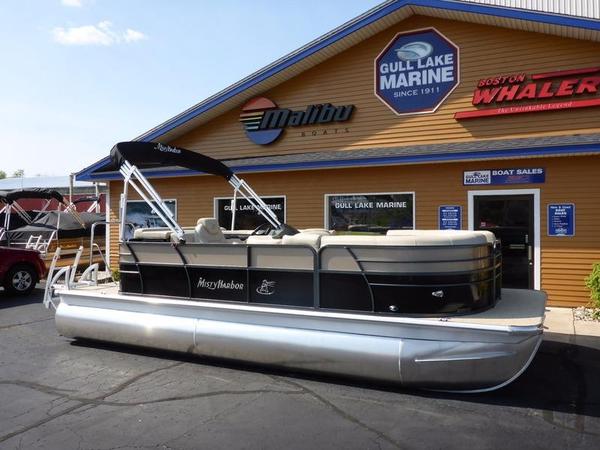 New Misty Harbor Boats Biscayne Bay CS 2085 Pontoon Boat For Sale