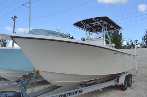Used Parker Boats 25 SE Special Edition Center Console Fishing Boat For Sale