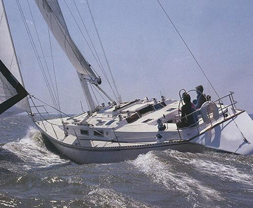Used Morgan 454 Cruiser Sailboat For Sale