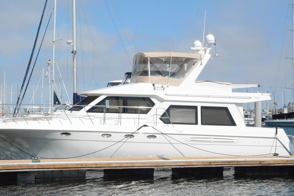 Used Navigator Pilothouse Boat For Sale