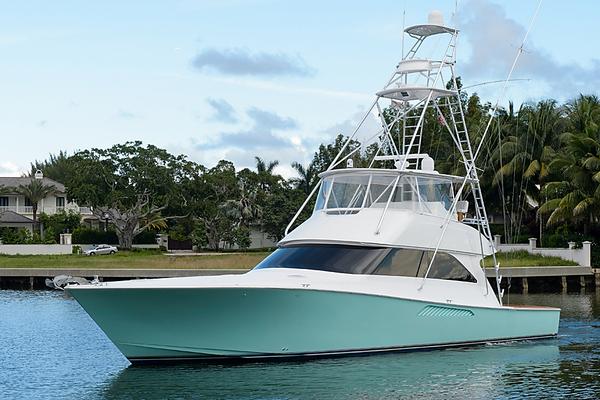 Used Viking Sportfisherman Convertible Fishing Boat For Sale