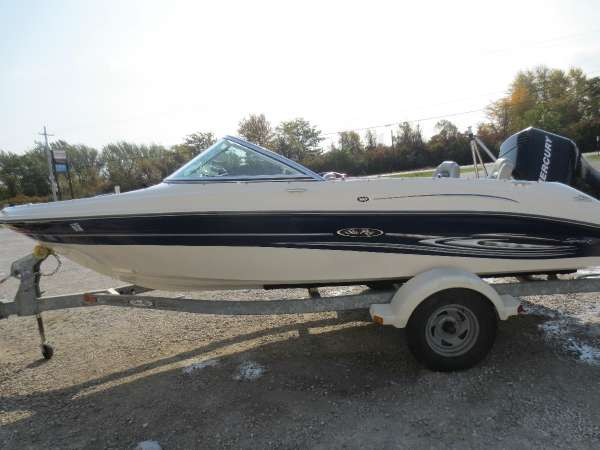 Used Sea Ray 185 Outboard Sport Bowrider Boat For Sale