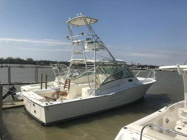 Used Albemarle 320 Express Freshwater Fishing Boat For Sale