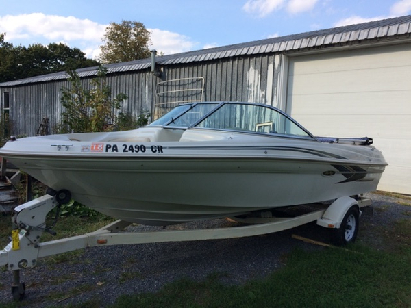 Used Sea Ray 180BR Bowrider Boat For Sale