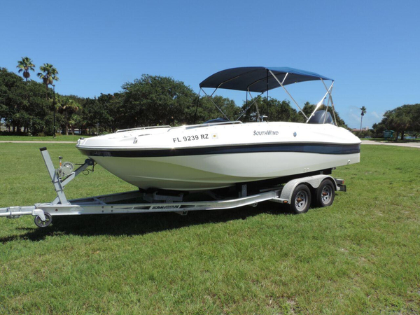 Used Southwind 200 SD Deck Boat For Sale