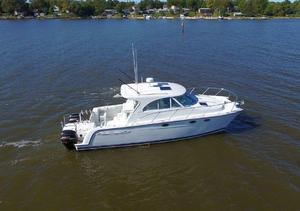 Used Glacier Bay 3480 Ocean Runner Power Catamaran Boat For Sale