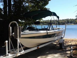 Used Correct Craft Ski Nautique Ski and Wakeboard Boat For Sale