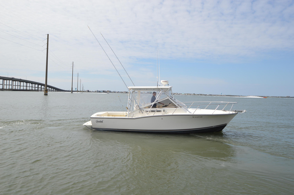 Used Carolina Classic KAMD Sports Fishing Boat For Sale