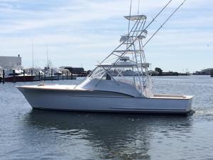 Used Custom Carolina Express Sports Fishing Boat For Sale