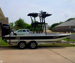 Used Majek 21 Redfish Center Console Fishing Boat For Sale