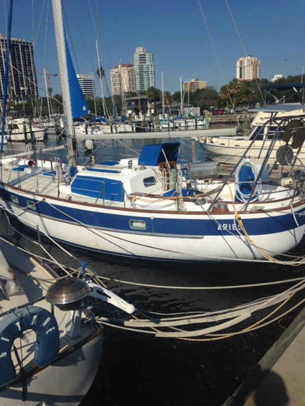 Used Seastar 460 Cutter Sailboat For Sale