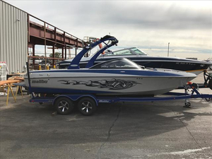 Used Malibu Wakesetter VLX Unspecified Boat For Sale