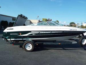 Used Mariah Talari 200 Bowrider Boat For Sale