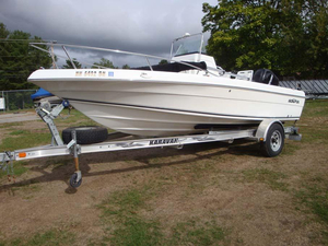 Used Sea Fox 197 Center Console Pro Freshwater Fishing Boat For Sale