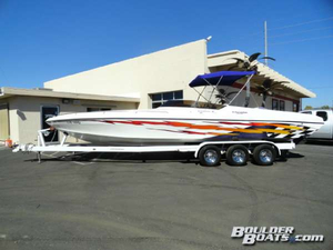 Used Kachina Enforcer 30 Other Boat For Sale