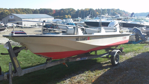 Used Boston Whaler 15 Super Sport Commercial Boat For Sale