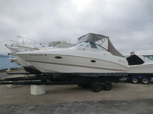 Used Larson 270 Cabrio Aft Cabin Boat For Sale
