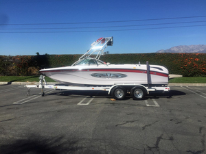 Used Nautique SV 211 TE Ski and Wakeboard Boat For Sale