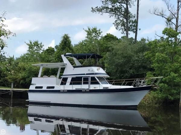 Used Californian 38 Double Cabin Motoryacht Aft Cabin Boat For Sale